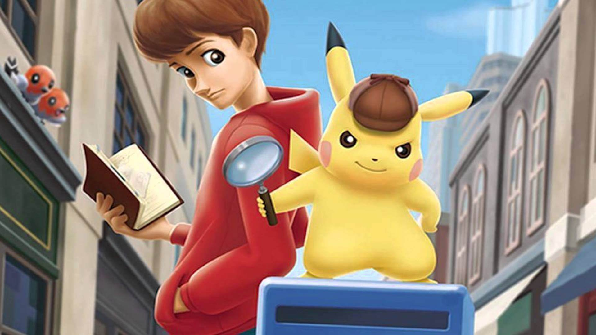 Live Action Detective Pikachu Movie Coming