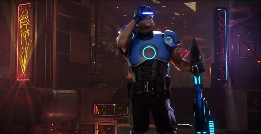 Evolve Hero Electro Griffin Available Now