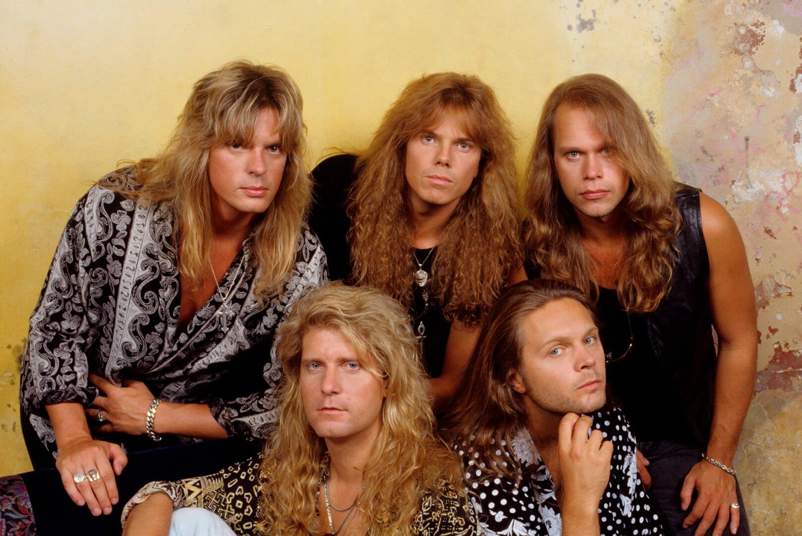 """Joey Tempest is the lead singer of the band Europe. It's 'The Final Lockdown."""" Get it?"""