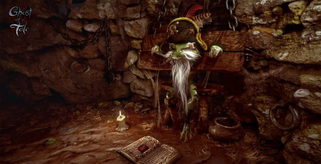 Ghost of a Tale Frogbeard