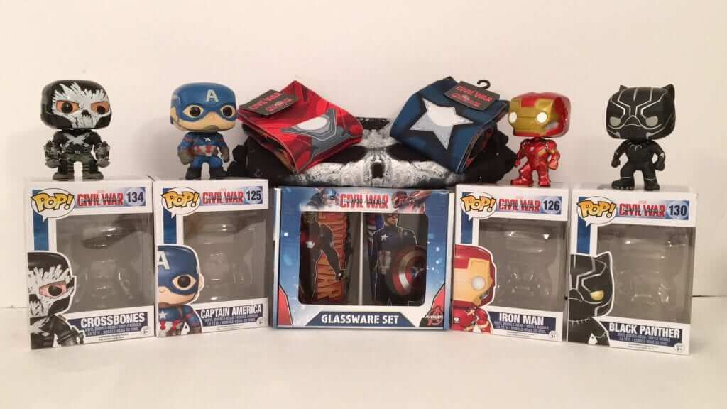 SuperHero Stuff Still Celebrating Captain America - Review