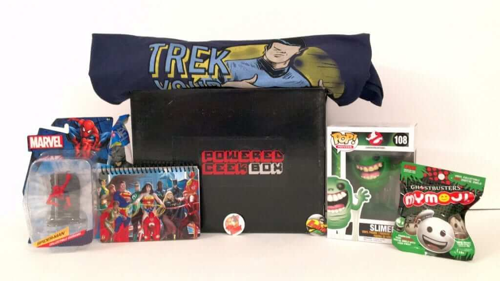Powered Geek Box:  June 2016 Review