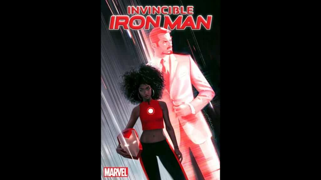 Marvel's New Iron Man - Or Rather, Woman