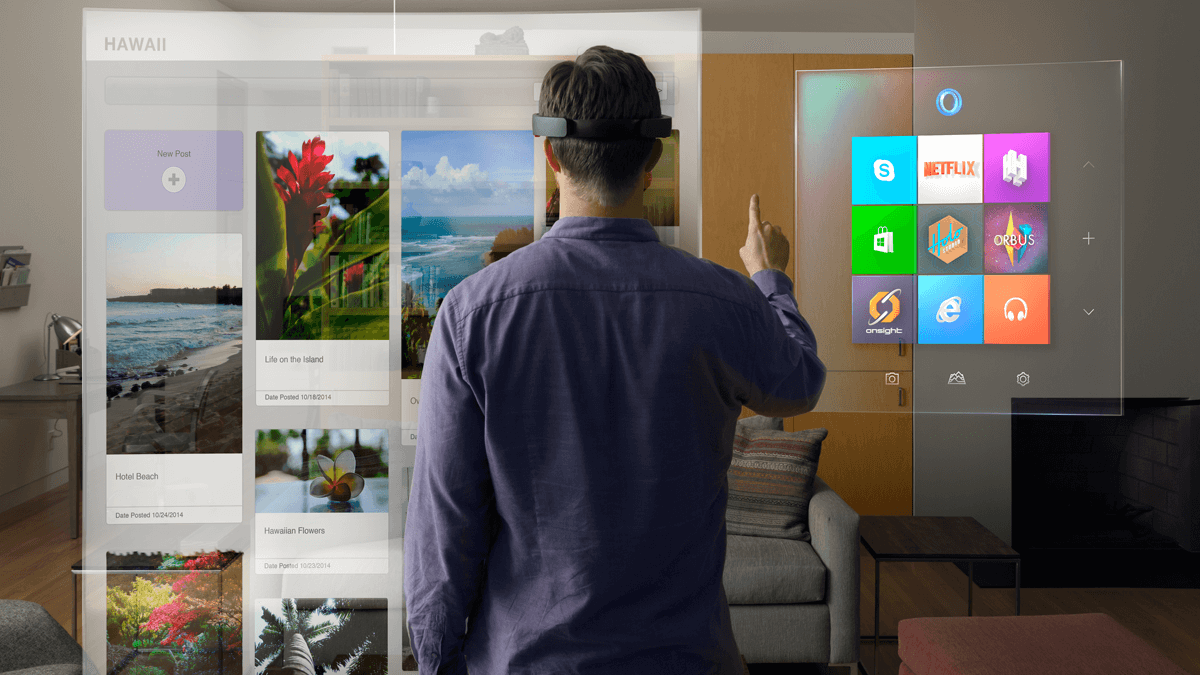 Augmented Reality Games of the Future