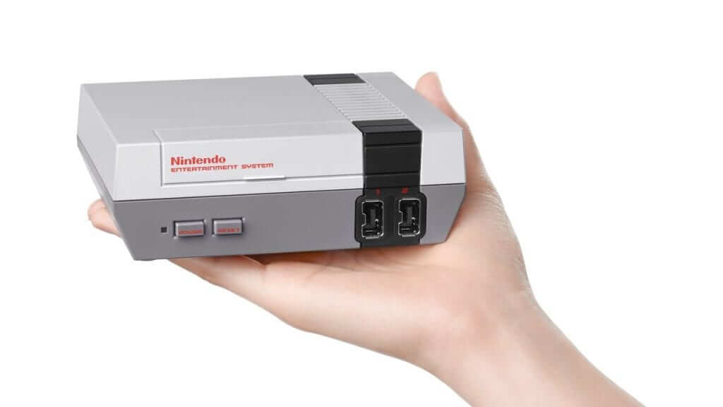 NES Classic Edition Announced By Nintendo
