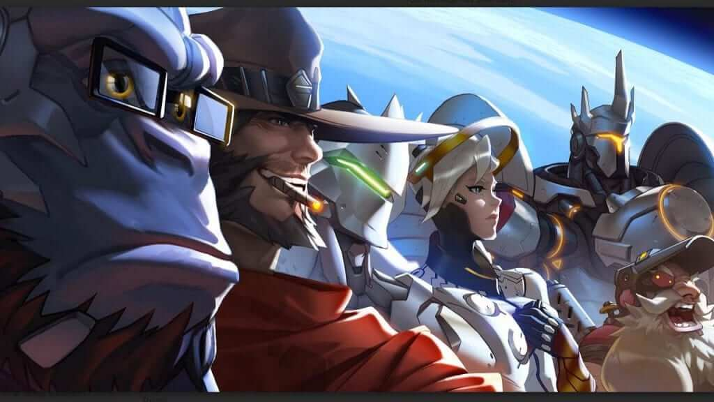 New Overwatch Character Teased