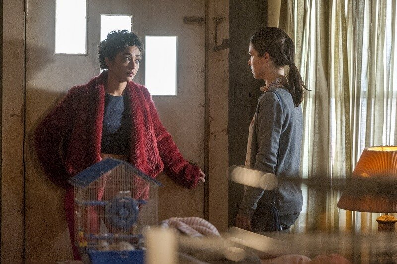 Emily and Tulip in Preacher