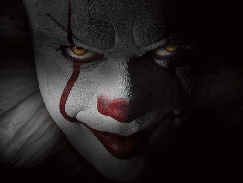 Got coulrophobia?
