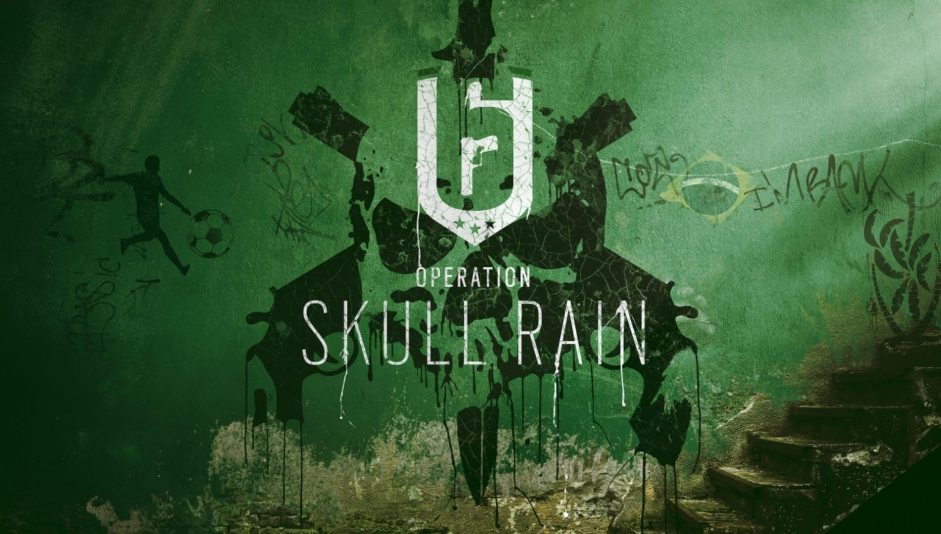 Rainbow Six Siege: Operation Skull Rain Is Coming