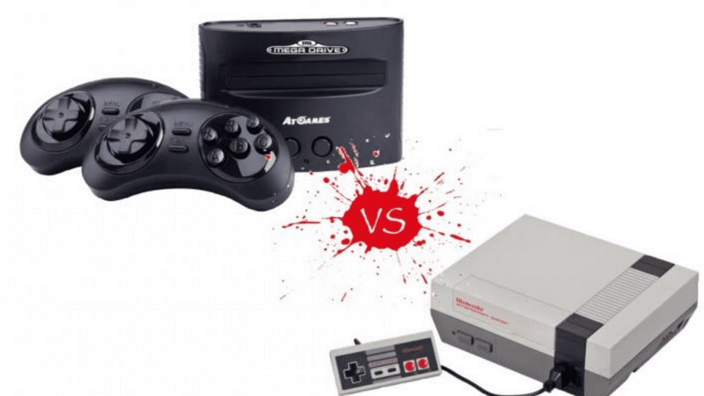 Nintendo vs. Sega: The Battle Continues