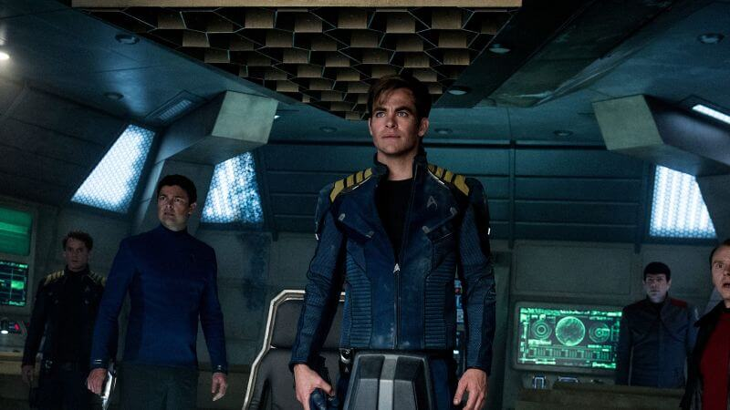 Justin Lin takes the directorial reigns in Star Trek Beyond