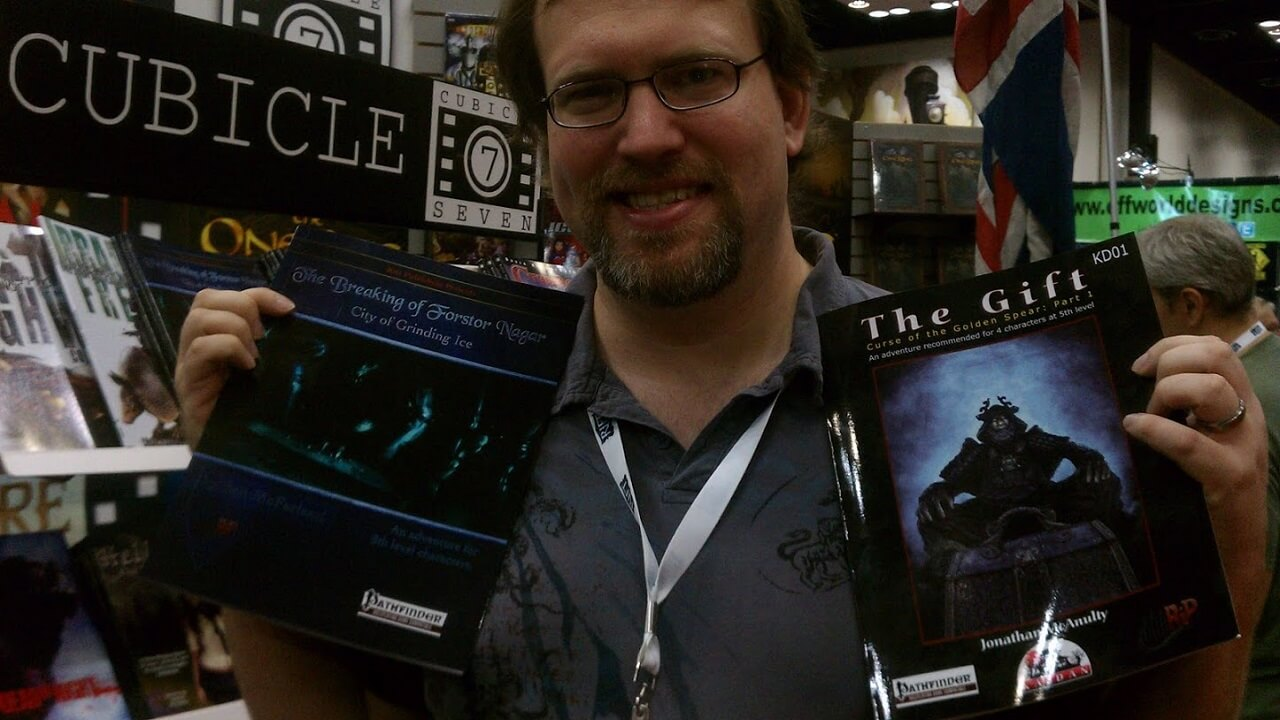 Steven Russell of Rite Publishing Dies at Age 42