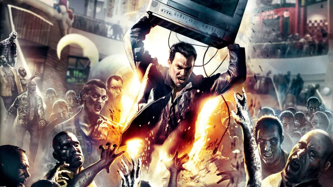 The Original Dead Rising Coming to PS4