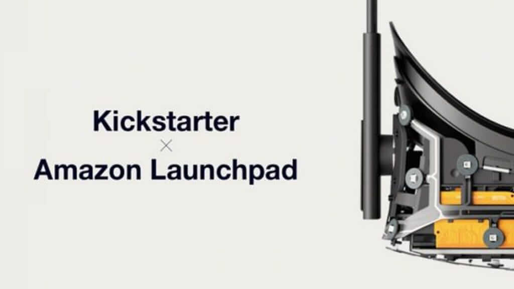 Amazon Launches Kickstarter-Dedicated Store