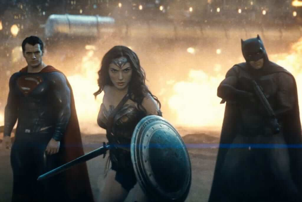 Don't Get Too Excited About Justice League