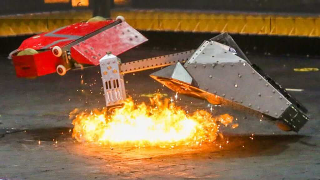 Battlebots Season 7 Heats Up