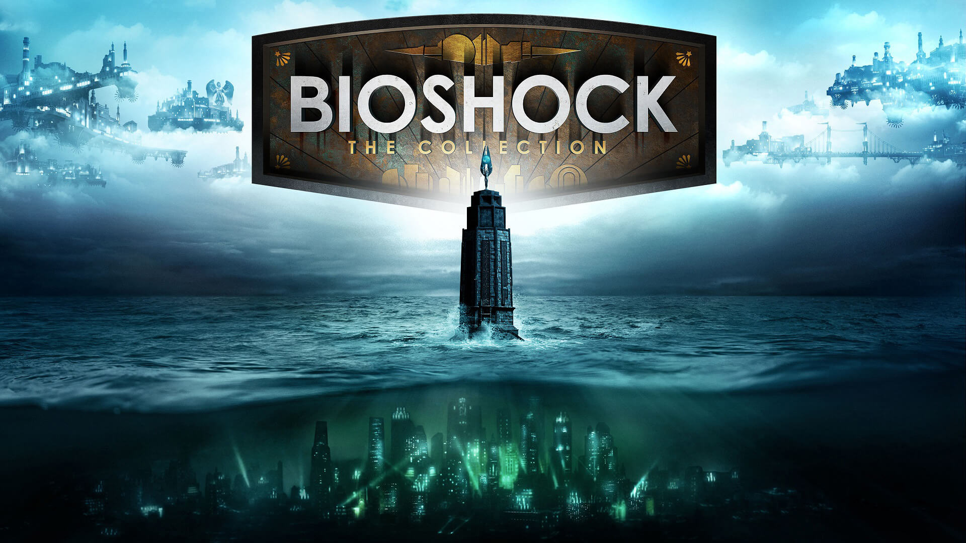 Bioshock Collection Finally Announced