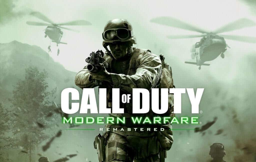 Call of Duty: Modern Warfare Remastered New Trailer