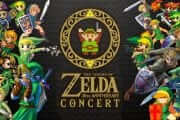Zelda's 30th Year Celebrated with Concert
