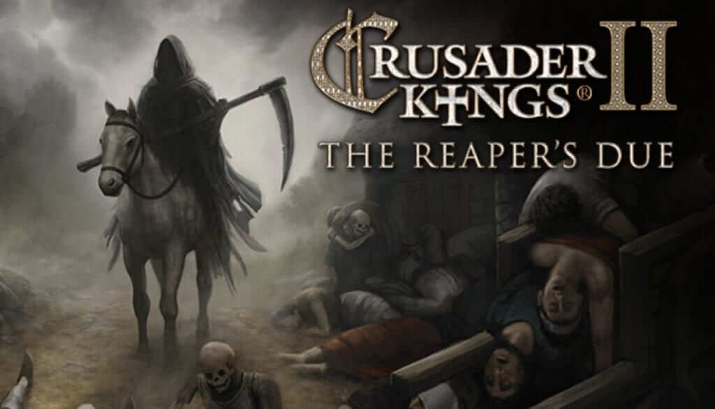 Crusader Kings II: The Reaper's Due Gets Trailer