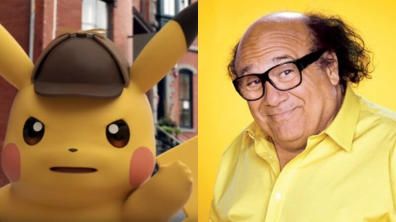 Danny DeVito voicing Pikachu? If fans get their wish, possibly.