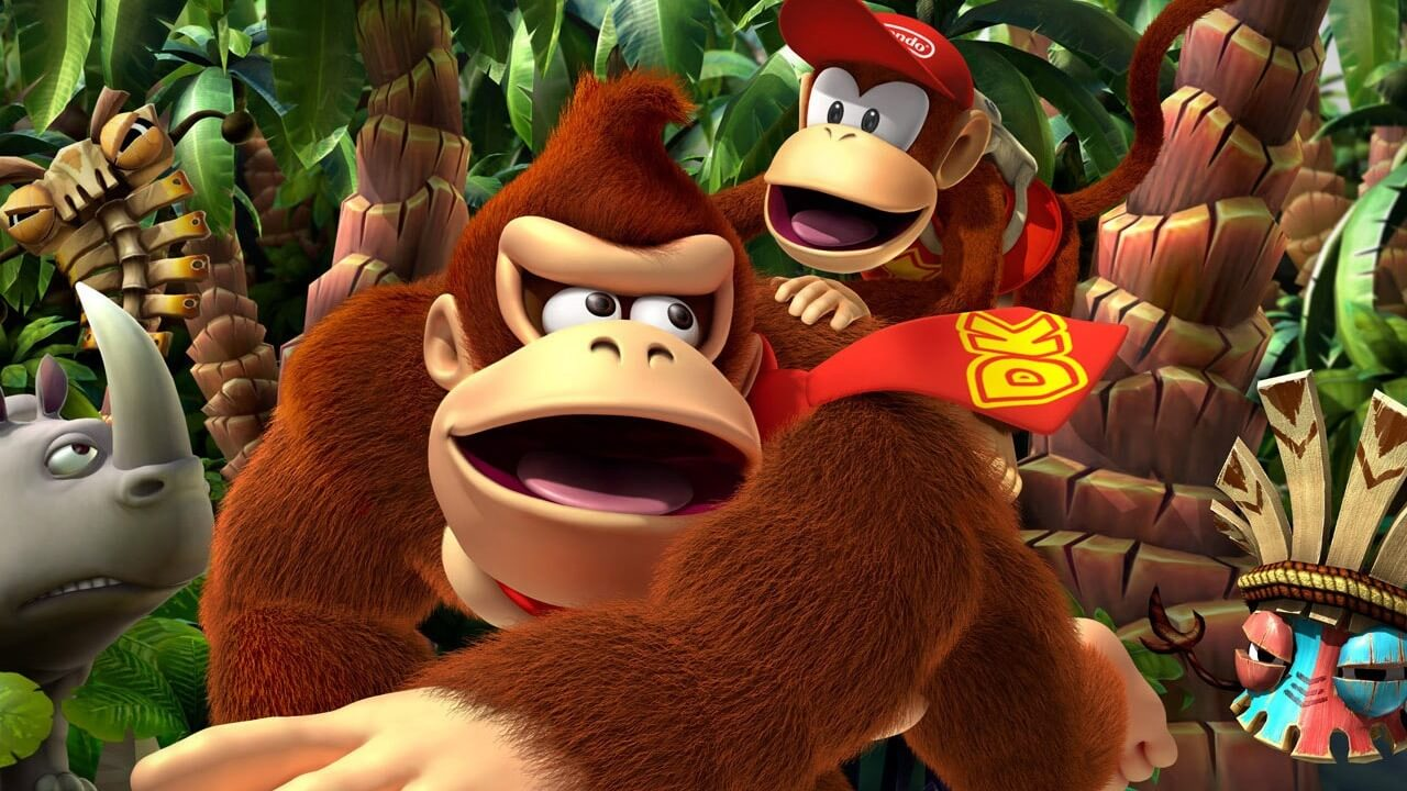 Donkey Kong Country 2 and Other Classics Coming to the Nintendo Switch