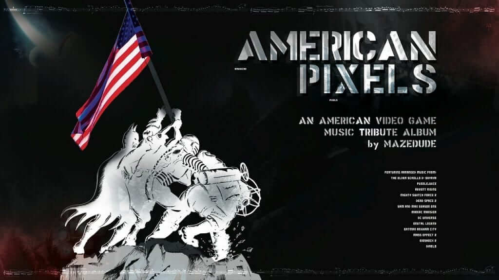 American Pixels Tribute Album Now on Kickstarter