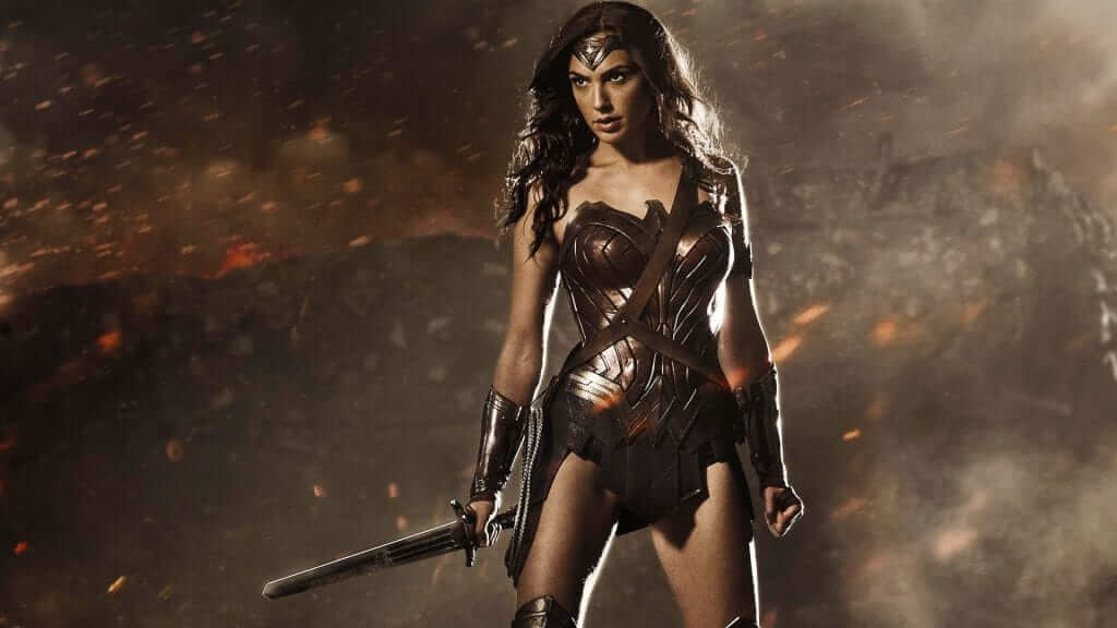 Wonder Woman Trailer Released at Comic Con