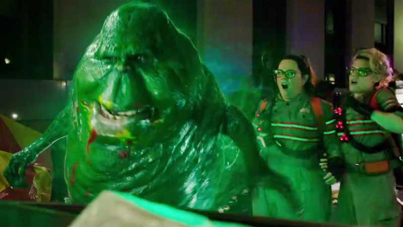 Love it or hate it, Ghostbusters releases this weekend.