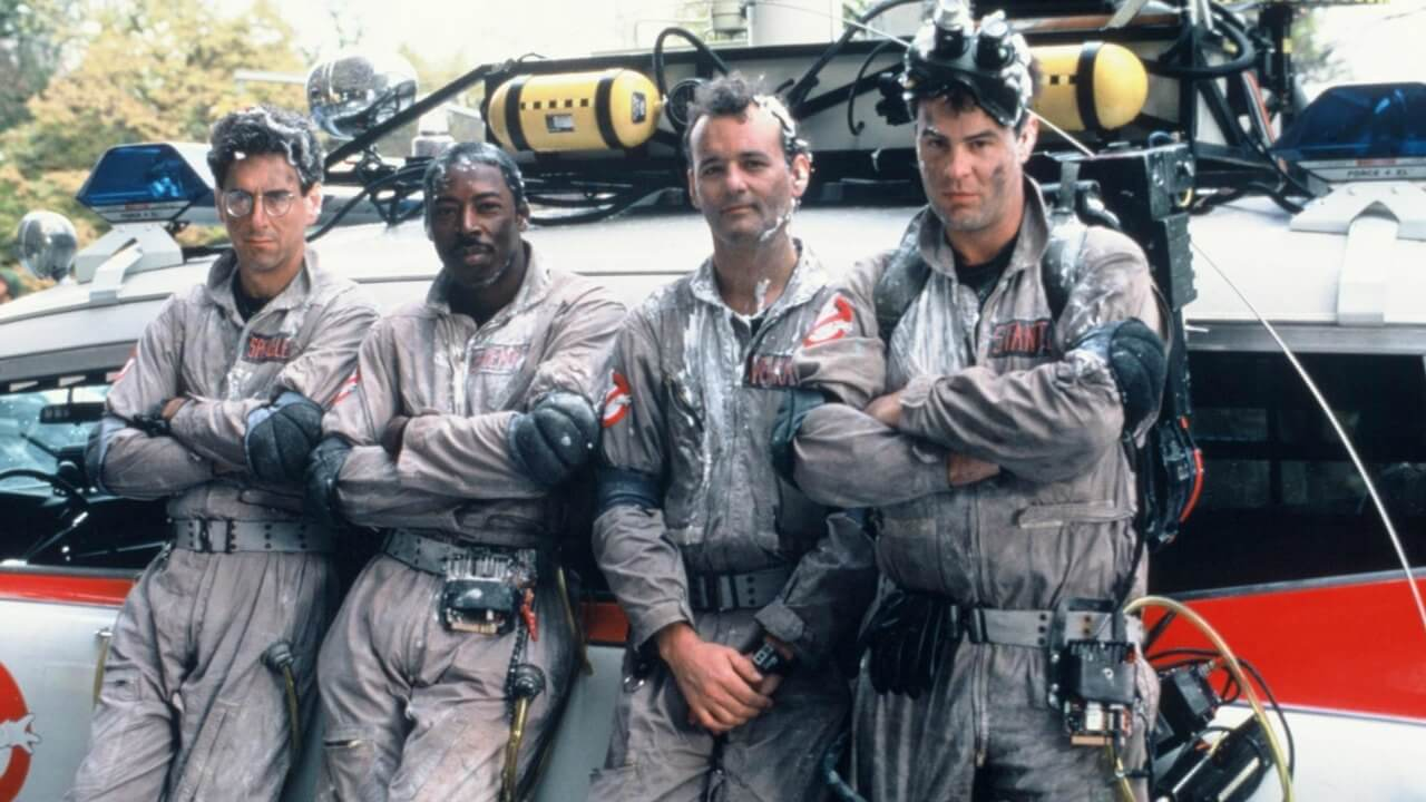 Ghostbusters (1984) Review