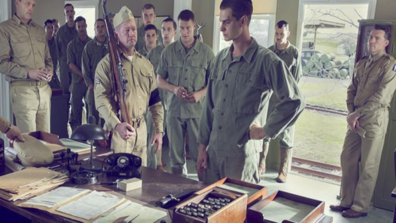 Hacksaw Ridge Trailer Released