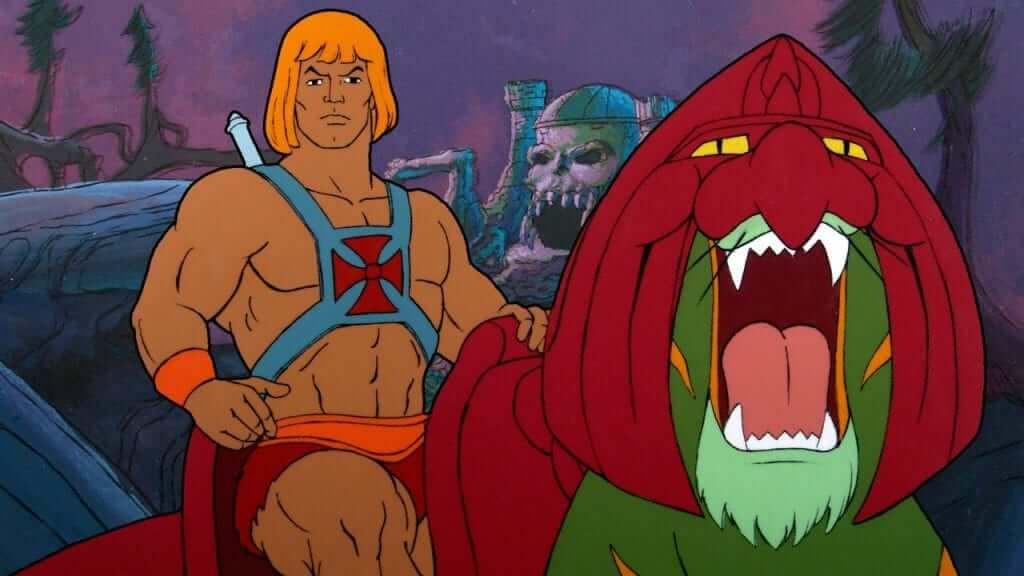 He-man is back with a vengeance.