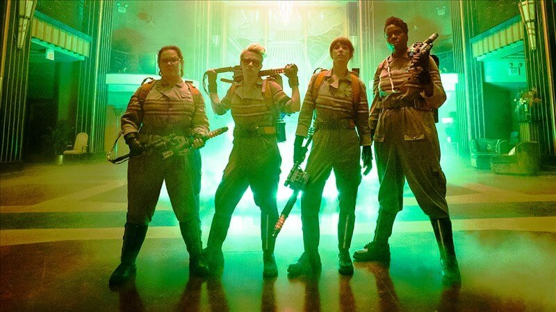 Will Ghostbusters take the top spot this upcoming weekend?