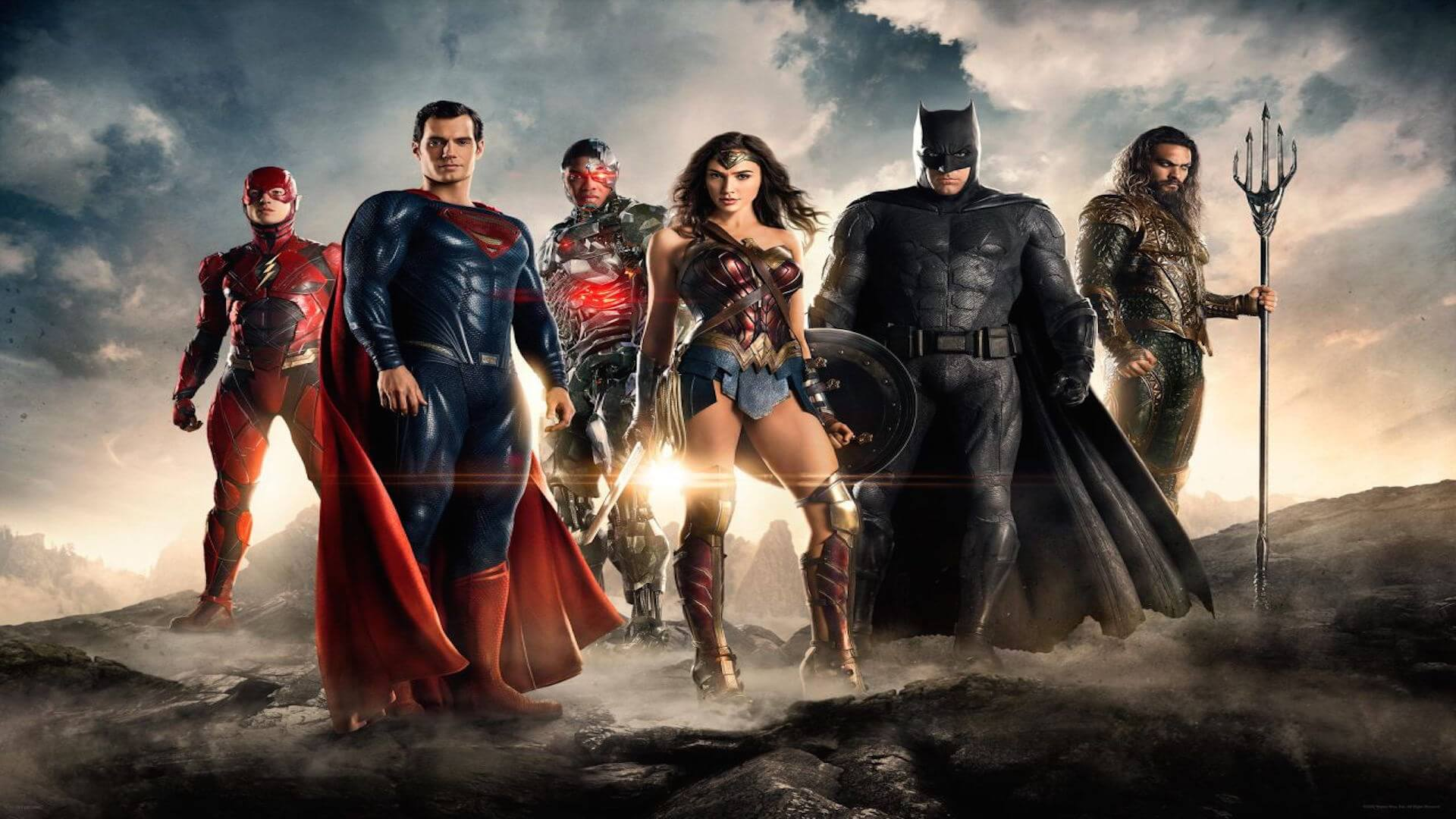 Justice League Trailer Released at SDCC