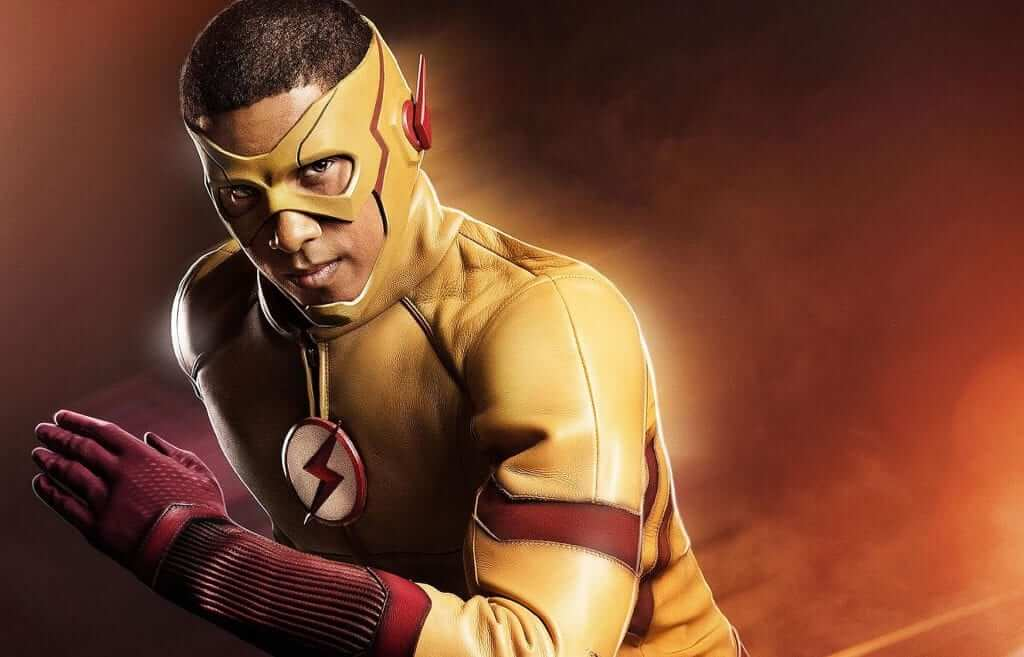 The Flash: Wally West Announced as Kid Flash for Season 3
