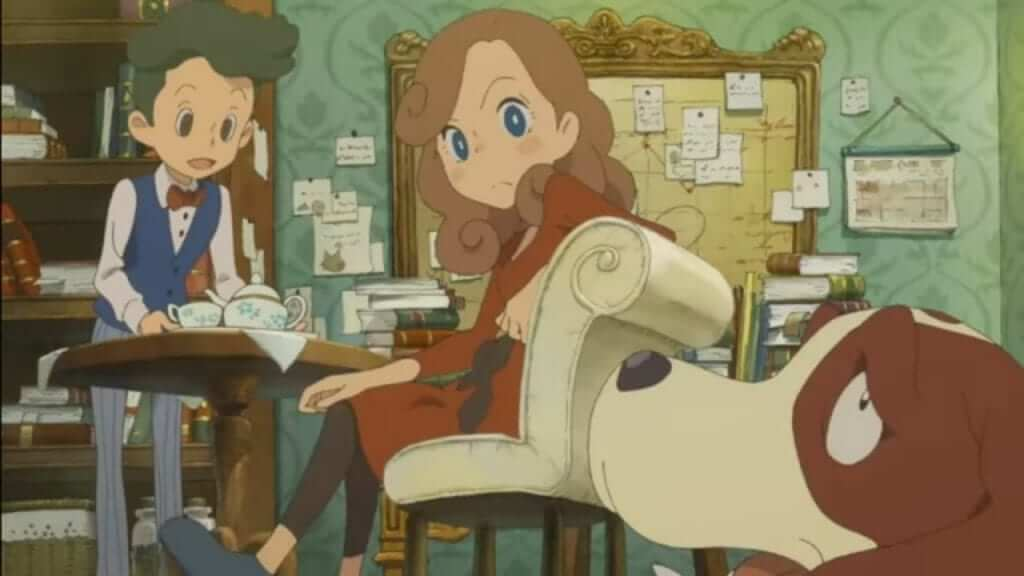 New Professor Layton Game Revealed