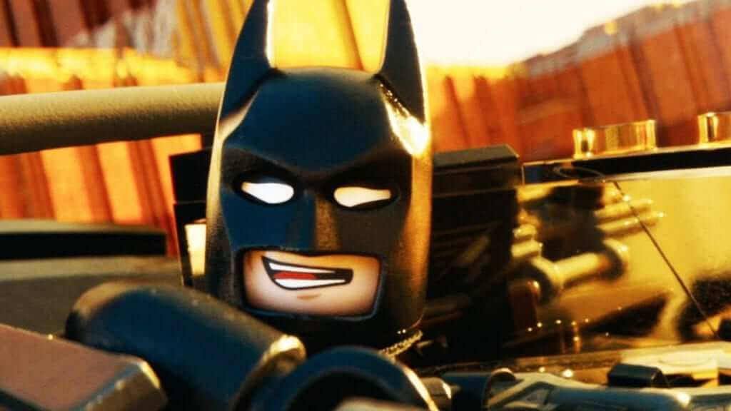 The Lego Batman Movie Trailer Hits
