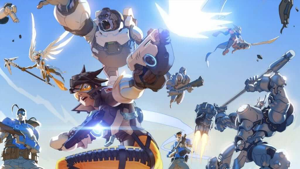 Overwatch: New Support Character Revealed