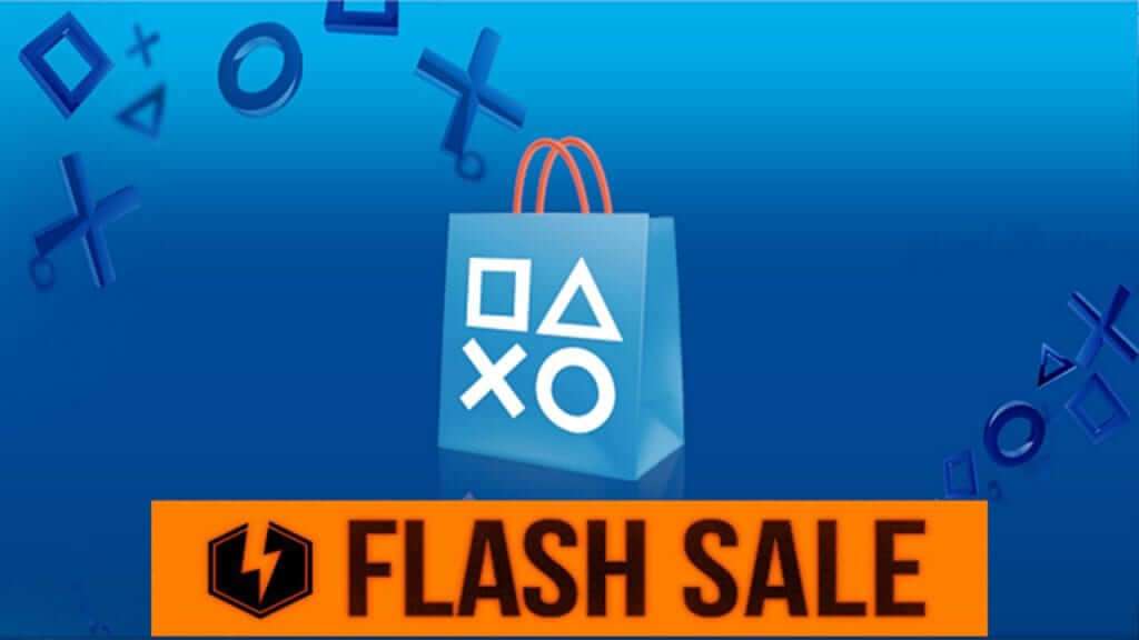 PSN Flash Sale Through Weekend
