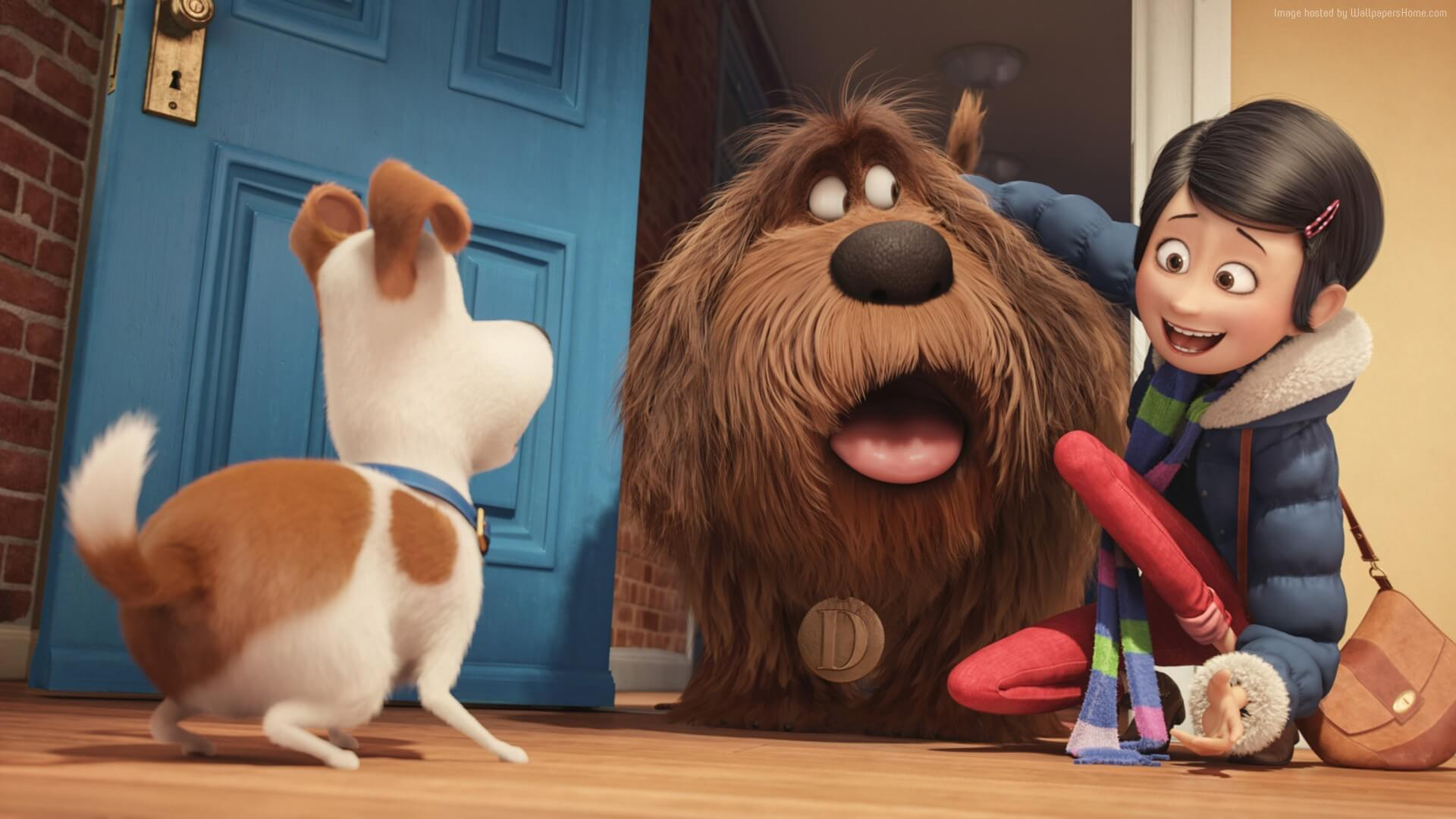 Animation Domination From The Secret Life of Pets