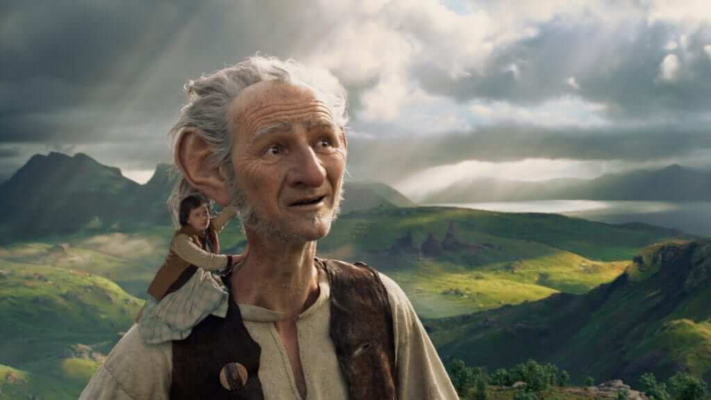 Weekend Box Office: The BFG Bombs Big Over The Holiday