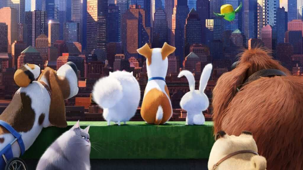 Box Office Results: Pets Prove to be Unafraid of Ghostbusters