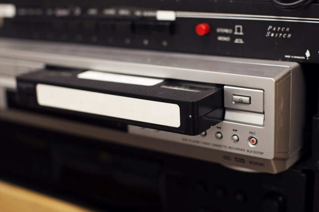 Only Company Still Selling VCR's To End Production