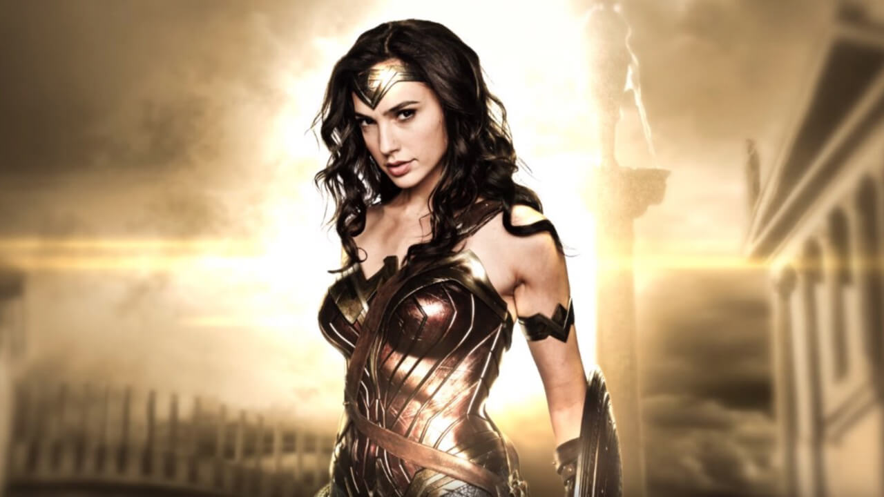 Here's the Synopsis for the Wonder Woman Movie