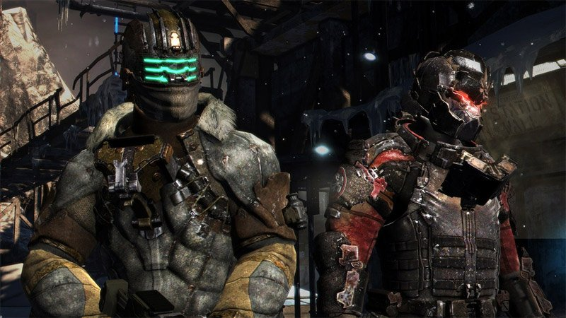 Dead Space 3 also had a few microtransactions.