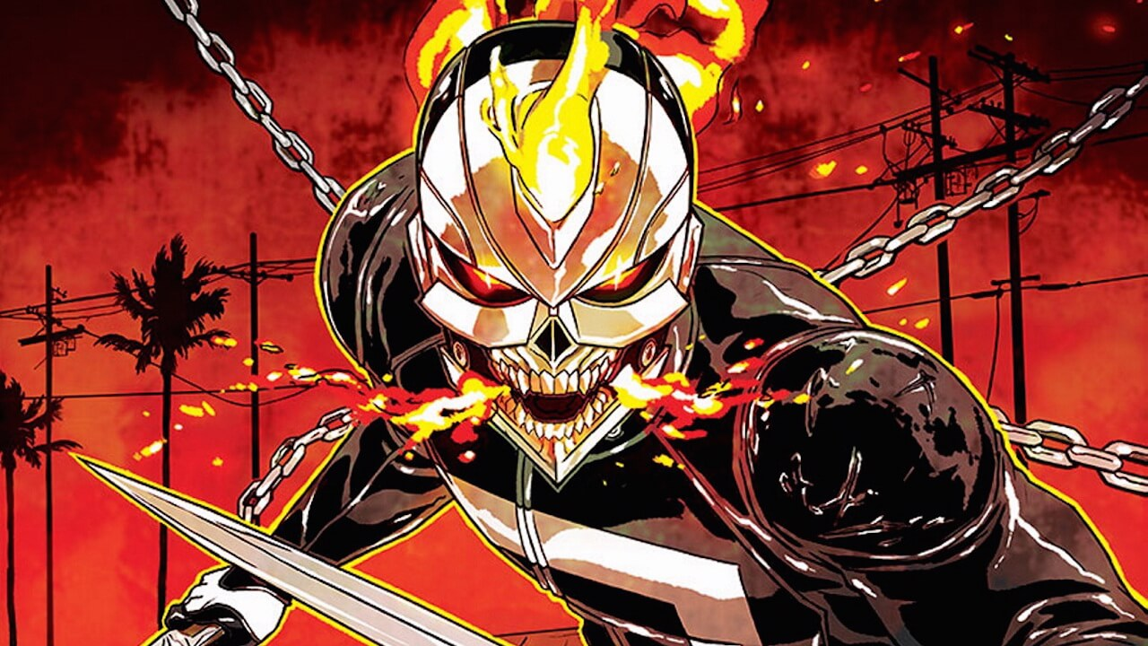 Ghost Rider Returns: New Comic In The Works