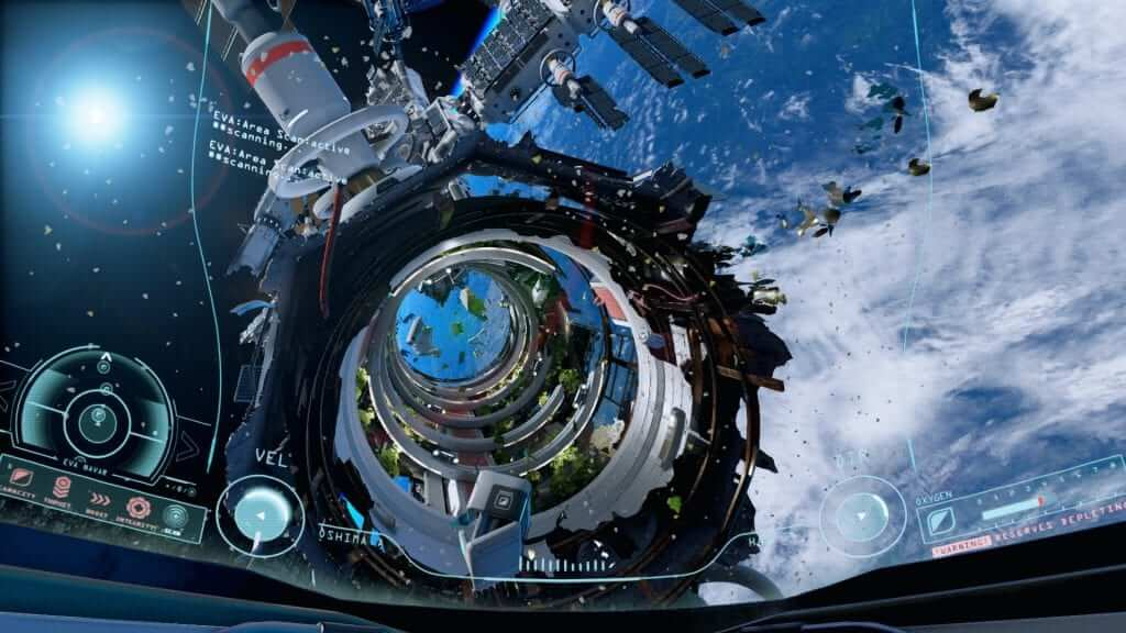 ADR1FT is startlingly gorgeous.