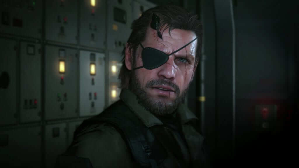 Metal Gear Solid V Getting