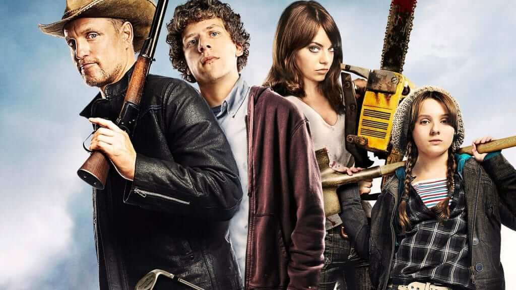 Zombieland 2 Script In The Works
