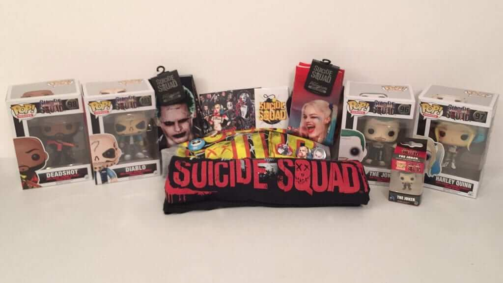 SuperHero Stuff: Suicide Squad Apparel and More!